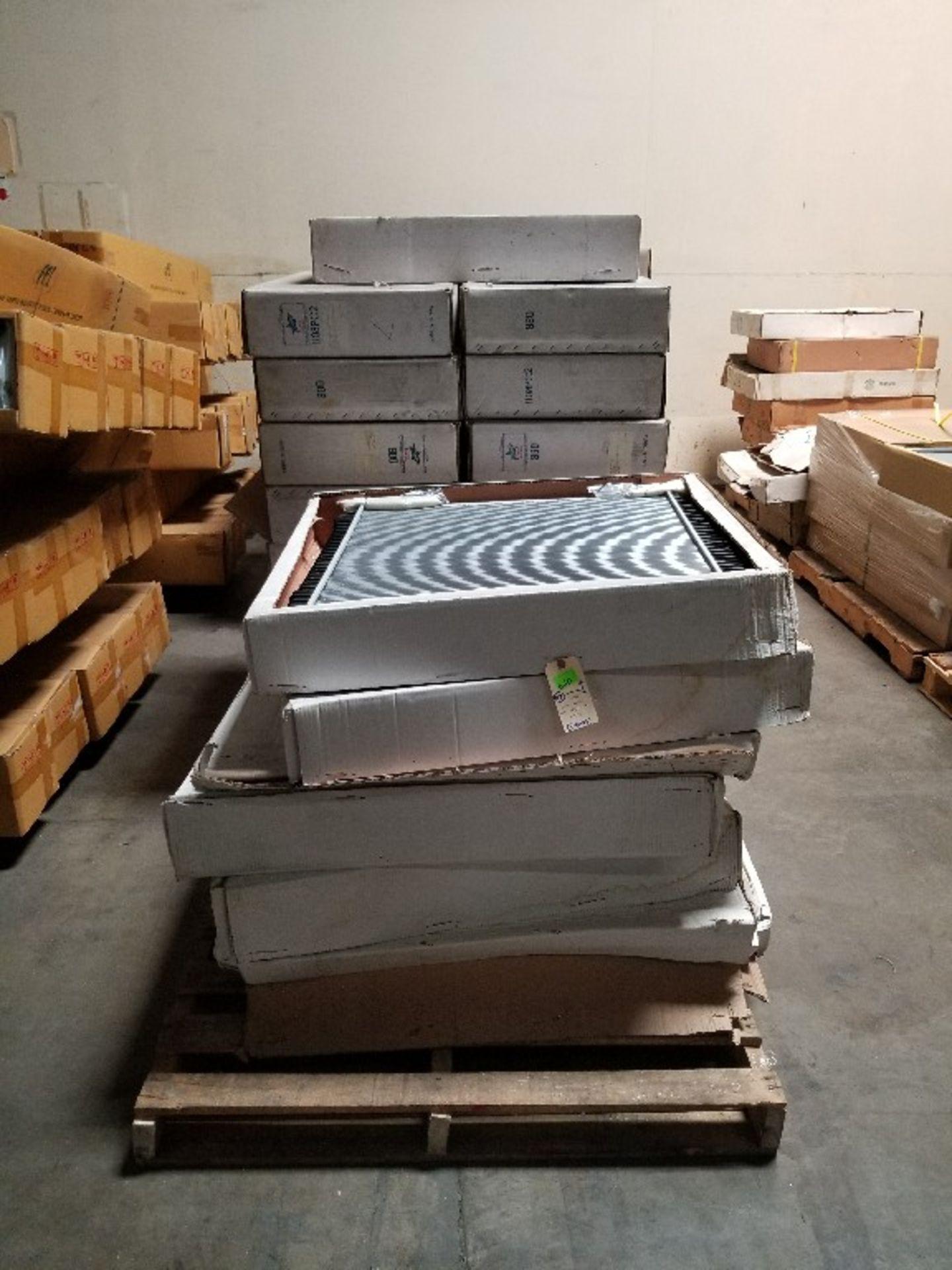ASST RADIATORS DPI-2887-891 4 PALLETS