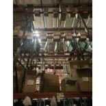 (3 SHLVS) ASST EVAPORATORS & FOG LAMPS