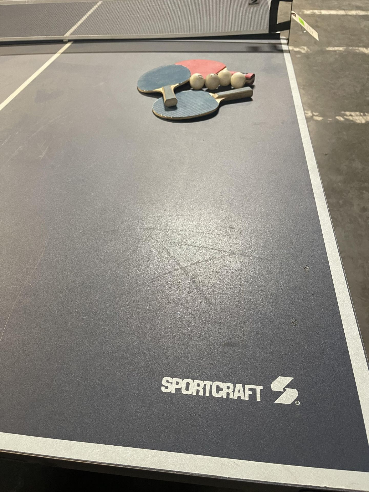 PING PONG TABLE - Image 2 of 3
