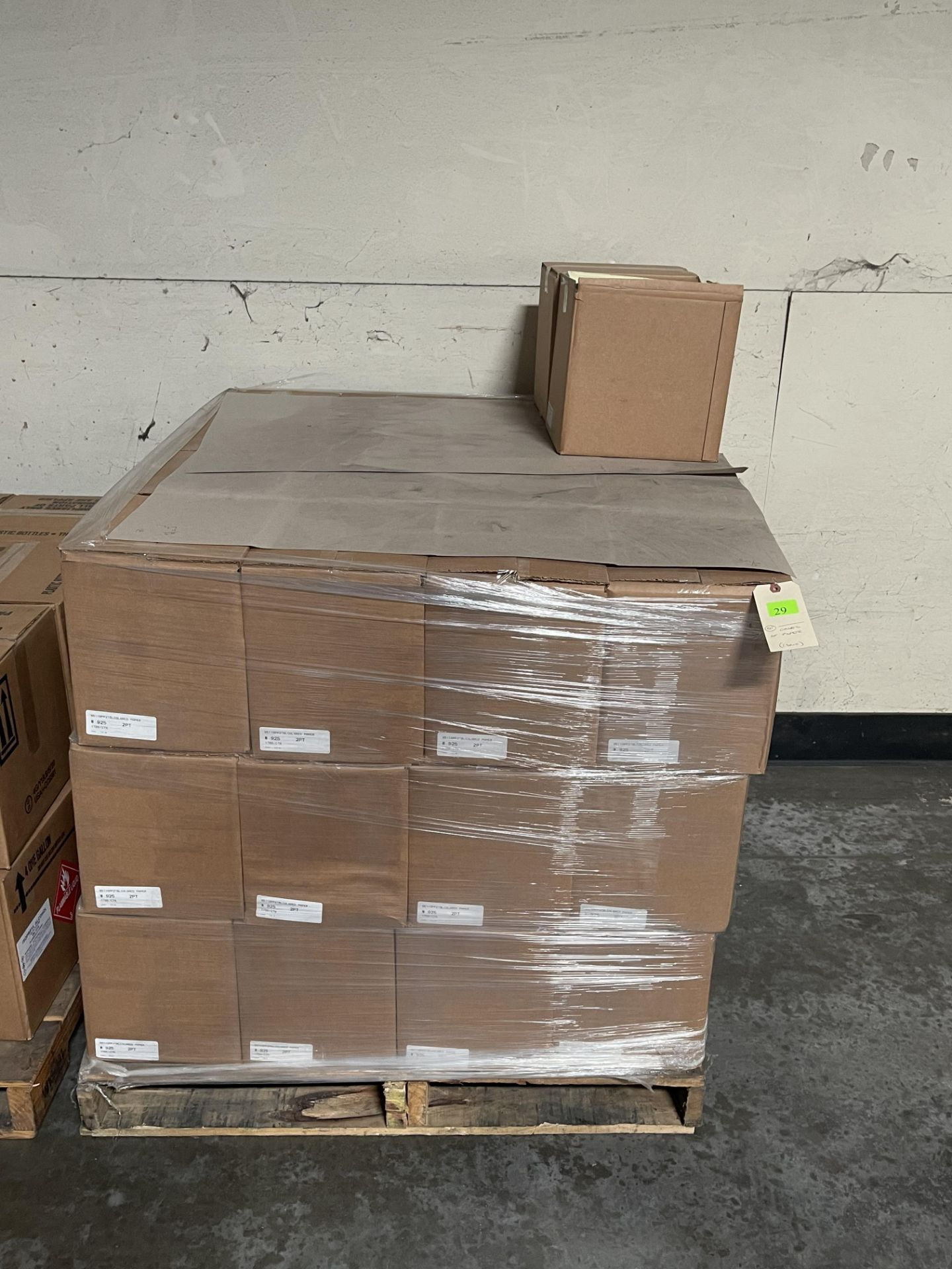 CASES OF PAPER 1 PALLET - Image 2 of 2