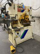 Geka Hydracrop 55/A Hydraulic Ironworker