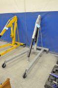 No Name 2-Ton Capacity Portable Gooseneck Crane, (Bldg 1)