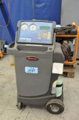 Robinair Cooltech Model 34788, Portable Refrigerant Reclamation System, with Tank