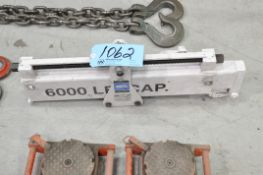 OTC 6,000-Lbs. Capacity Spreader Bar, (Bldg 2)