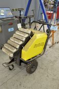 Cart Caddy 7500-Lbs. Capacity Electric Self Propelled Walk Behind Vehicle Pusher