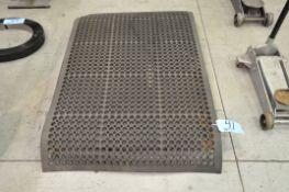 Lot-Floor Mats on (1) Pallet, (Bldg 1)
