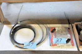 Lot-Various Band Saw Blades Under (1) Bench