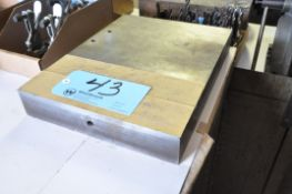 """12"""" x 16"""" x 2 1/4"""" Steel Surface Plate"""