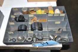 Lot-Steel Knockouts Service Tray