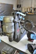 Portomag B3 Magnetic Base Drill Press, S/n 1443, with Black &