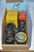 Lot-Hole Saws in (1) Box
