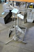 Lot-(2) Roll Feed Stock Stands
