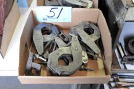 Lot-Kant Twist Clamps in (1) Box