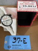 Starrett Dial Indicator