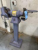 Baldor Pedestal Grinder 3/4 Horsepower (240 Volt, 3-Phase)