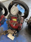 Aztec portable hydraulic torque system model AHC10E-SP quad 2-stage w/ Torq-Up TX Head