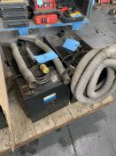 Lot of (2) ACE Industrial Product 73-200 Fume Extractors (110 Volt)