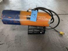 Dayton 100,000 BT Propane Heater