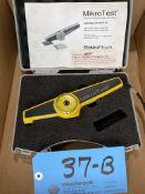 Elektro Plysik Type 80-638-0101 Magnetic Coating Thickness Test Gauge