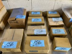 Lot-Various Poly Bags in (10) Boxes