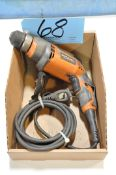"Ridgid R7001, 3/8"" Electric Drill in (1) Box"