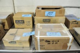 Lot-Various Poly Bags in (6) Boxes