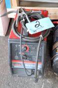 Lincoln Weld-Pak 100, Wire Feed Mig Welder, S/n U1010412430