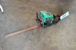 """Weed Eater Excalibur 22"""" Gas Powered Hedge Trimmer"""
