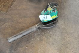 Weed Eater 960 Gas Powered Blower/Vac