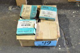 Lot-Malin Music Wire in (1) Box