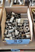 Lot-Mechanics Sockets in (1) Box
