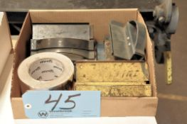 Lot-Amcraft Kerfing Tools in (1) Box