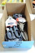 Lot-(6) Asst'd Pairs of Tin Snips in (1) Box
