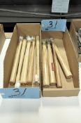 Lot-Tool Handles in (2) Boxes