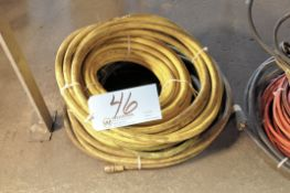 Lot-Air Hose Under (1) Bench