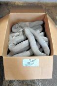 Lot-Floor Dry Absorbent Socks in (1) Box Under (1) Bench