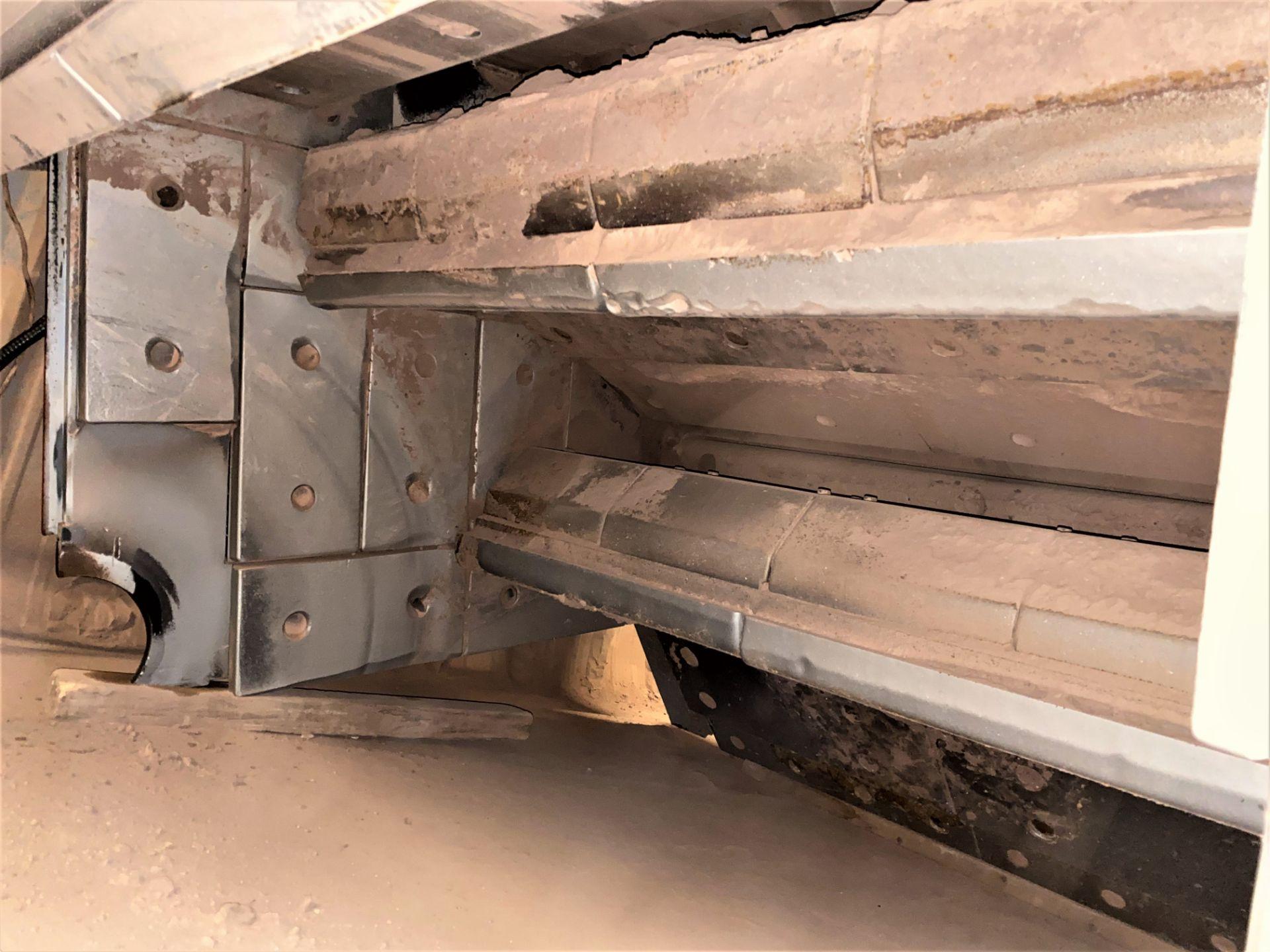 HAZEMAG IMPACT CRUSHER, MODEL 1315, 60'' DIAMETER ROTOR, 60'' WIDE, 575V, 450 HP - Image 6 of 25