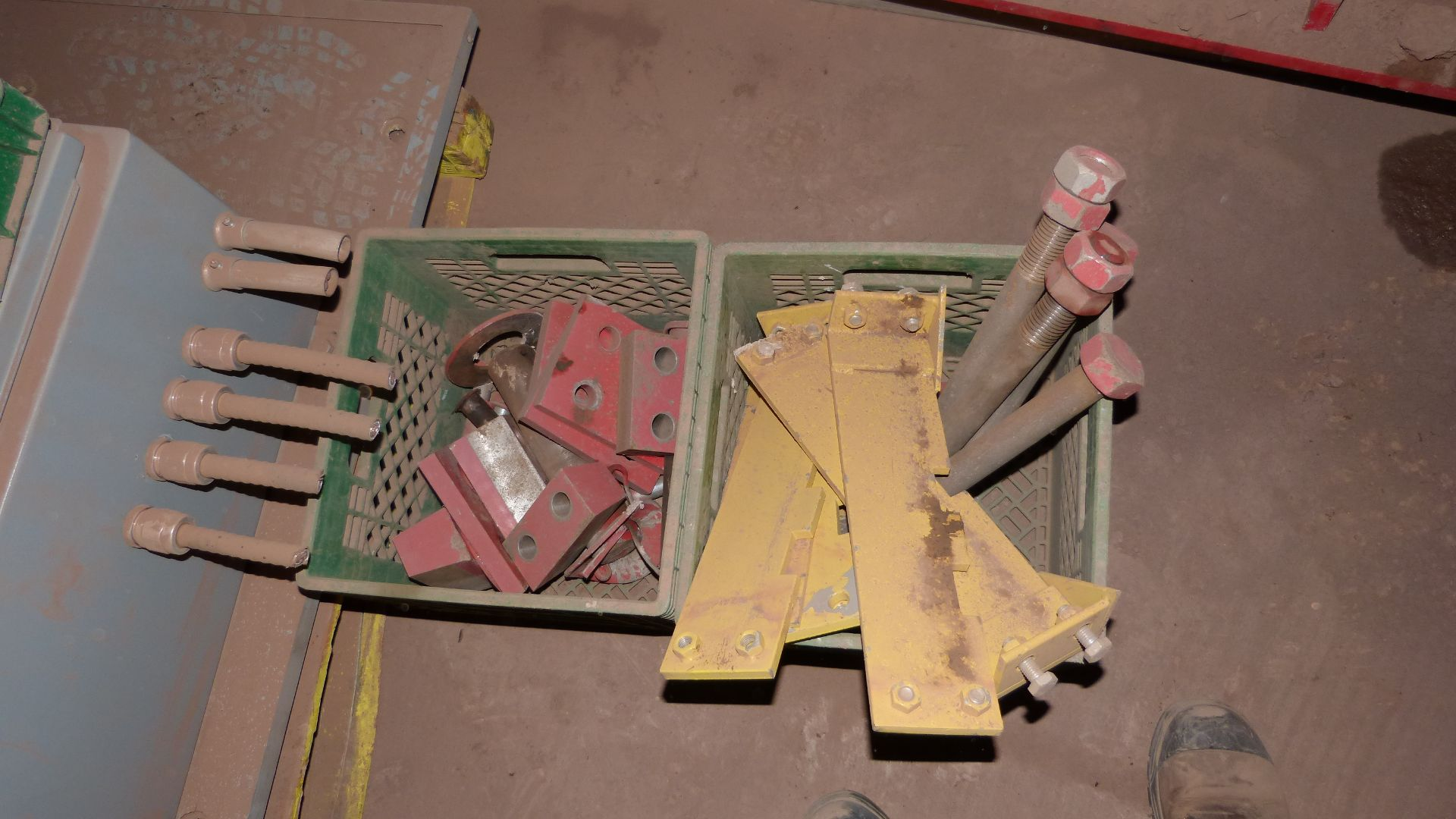 HAZEMAG IMPACT CRUSHER, MODEL 1315, 60'' DIAMETER ROTOR, 60'' WIDE, 575V, 450 HP - Image 17 of 25