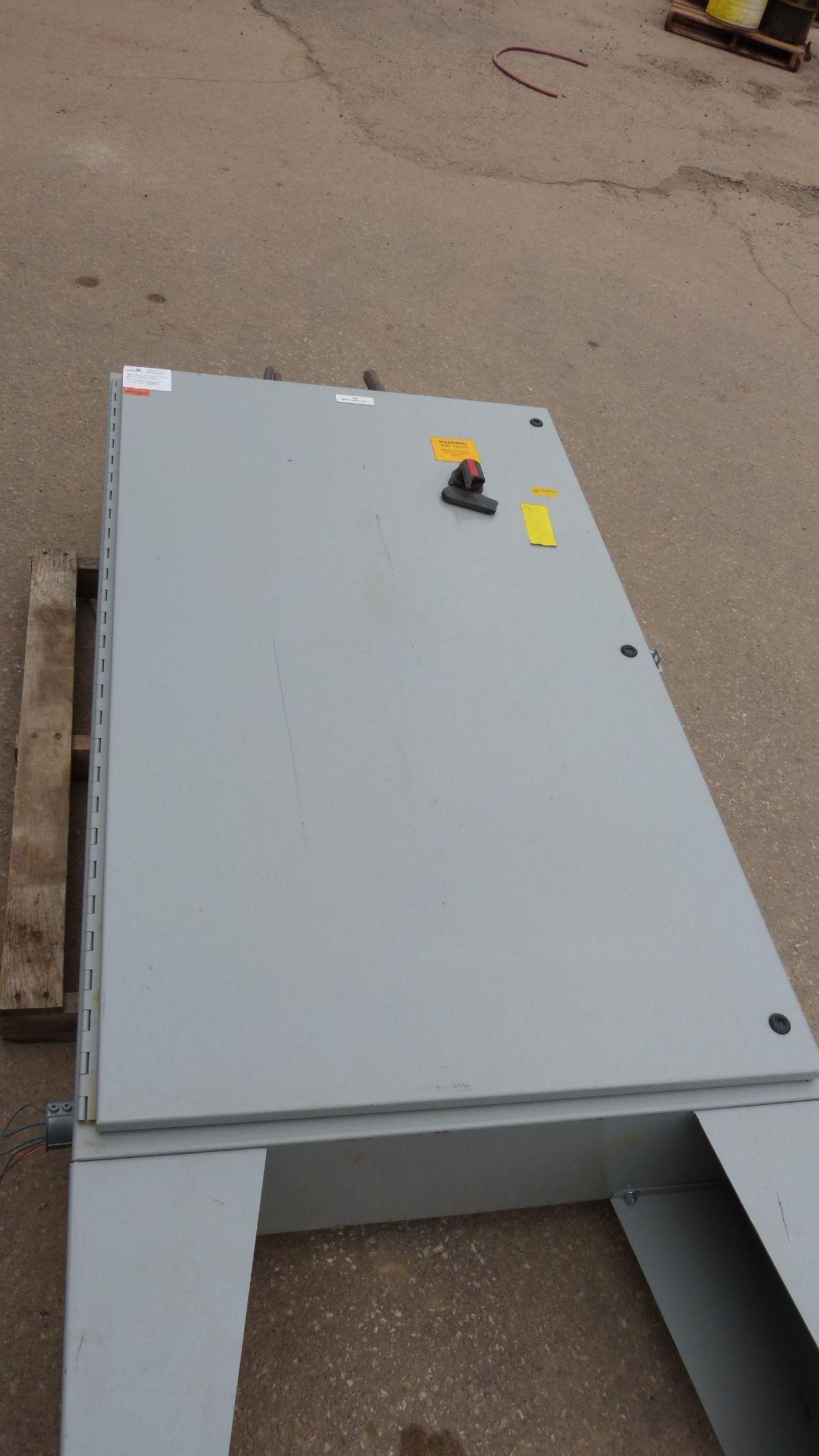 HAZEMAG IMPACT CRUSHER, MODEL 1315, 60'' DIAMETER ROTOR, 60'' WIDE, 575V, 450 HP - Image 24 of 25