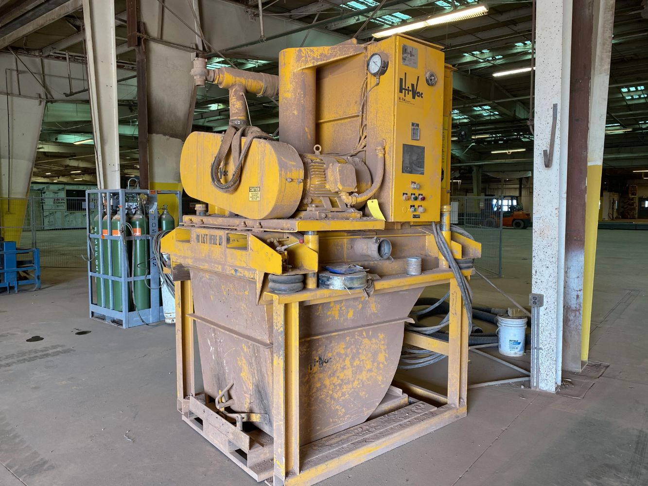 Short Notice Auction - Screeners, Extruders, Mixers & Heavy Equipment – Formerly Assets of Brick Works