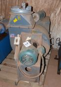 10 HP CAGE BLOWER ON STAND