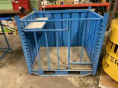 FORKLIFT LIFTING CAGE
