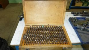 GAUGE PINS MODEL M-2 251-500