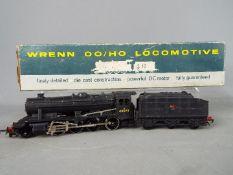 Wrenn - A boxed OO gauge Wrenn #2224 2-8-0 steam locomotive and tender Op.No.