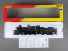 Hornby - A boxed DCC Ready Hornby R3170 Class 4900 4-6-0 steam locomotive and tender Op.No.