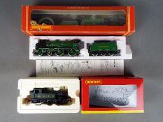 Hornby - Two boxed Hornby OO gauge locomotives.