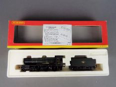 Hornby - A boxed Hornby R2211 County Class 4-6-0 steam locomotive and tender Op.No.