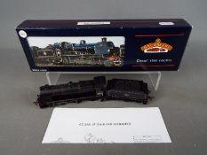 Bachmann - A boxed OO gauge Bachmann #32-154 2-6-0 N-Class steam locomotive and tender Op.No.