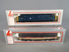 Lima - Two boxed OO gauge locomotives by Lima. Lot includes Lima Class 31 diesel locomotive Op.No.