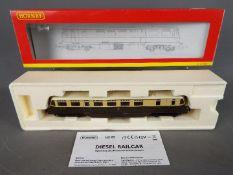 Hornby - A boxed DCC Ready Hornby R2524 GWR Diesel Railcar Op.No.29.